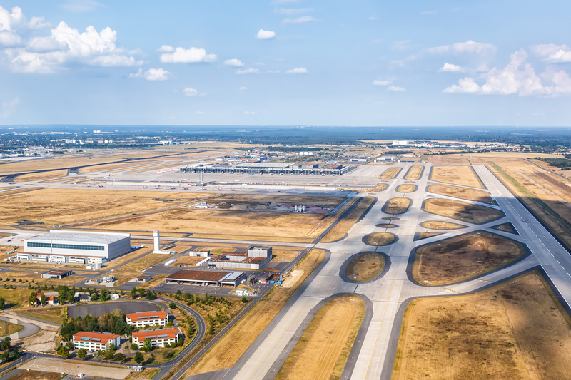 BER Airport was inaugurated on October 2020.
